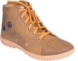 Optical Boots (Tan)