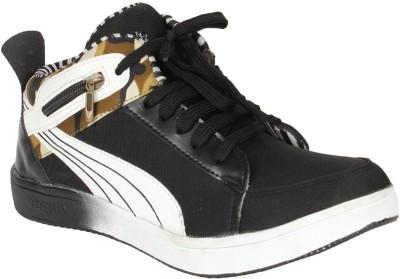 Histeria BKBLSHOE2309_Black Sneakers