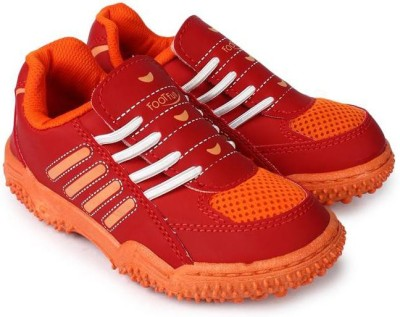 Liberty Yardnew-Orange Casual Shoes