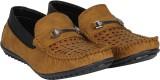 Kraasa Loafers (Tan)