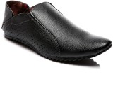 FNB F-61 Casual Shoes (Black)