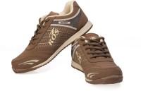 Ros 1018 Brown Walking Shoes