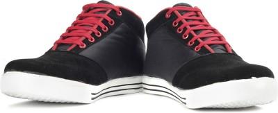 True Soles Sneakers(Red, Black)