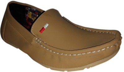 Red Horse Loafers