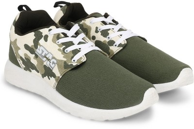 Stag Camo Half Sneakers