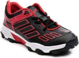 RXN Red Running Shoes (Red, Black)