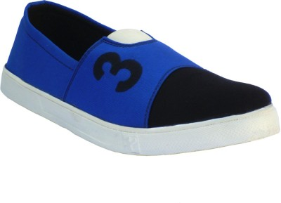 Mr. Chief blue grand Canvas Shoes