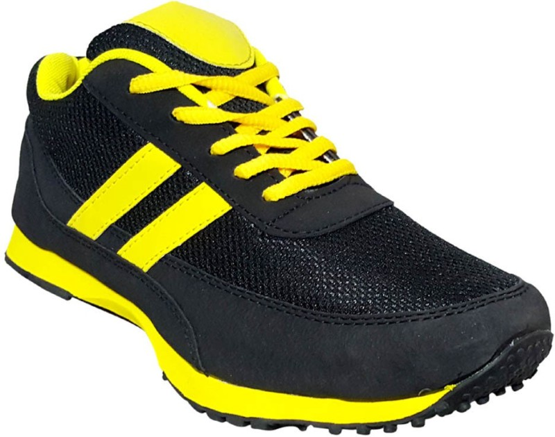 Sports Strength Men Running ShoesYellow SHOEHUYAF7KDHDGG