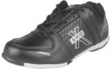 Shox Running Shoes (Black, White)