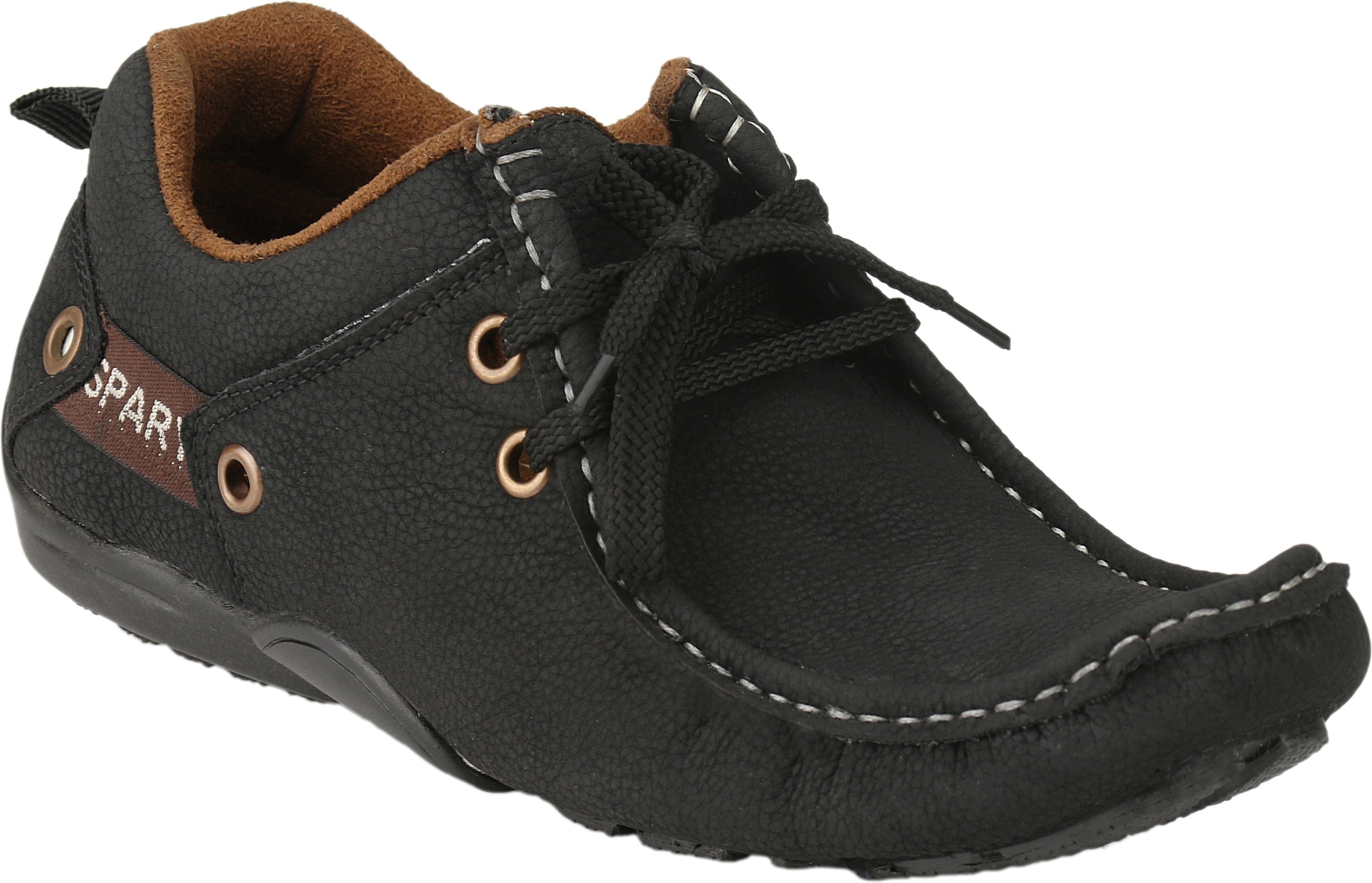 Cris Martin Casual Shoes(Black)