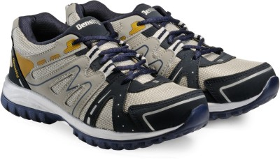 Corpus Density Running Shoes(Grey, Navy)