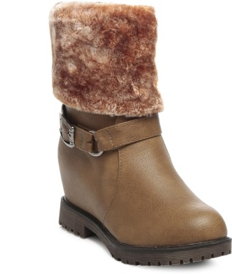 Ten Party & Casual Boot & Uggs Boots(Tan)