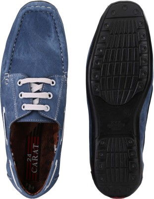 24 Carat Boat Shoes