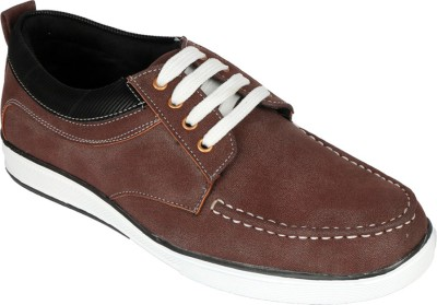 D61 2107 Brown Casual Shoes