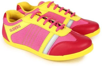 Gliders By Liberty L2s-603-Pink Casual Shoes