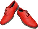 DE MODA Celerio Lace Up (Red)