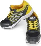 Rexel Spelax Running Shoes (Grey, Yellow...