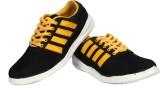 100 Walker Ai-501 Canvas Shoes (Black)