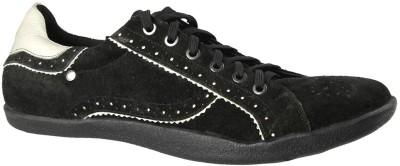 Salt N Pepper XXX Black and White Sneakers