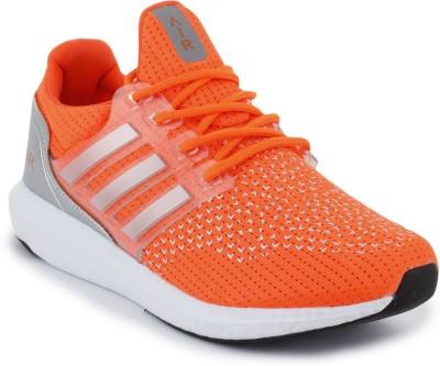 AIR LIFESTYLE orange Running Shoes