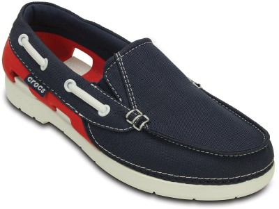 Crocs Boat Shoes