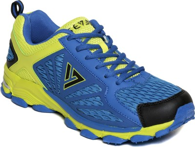 SEVEN Hogun Nautical blue Lime Punch Black Running Shoes