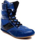RXN Blue Boxing & Wrestling Shoes (Blue,...