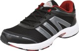 Campus SWISS Running Shoes (Grey, Red)
