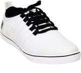 Vogue Stack Sneakers (White)