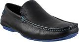 Metro Davinchi Loafers (Black)