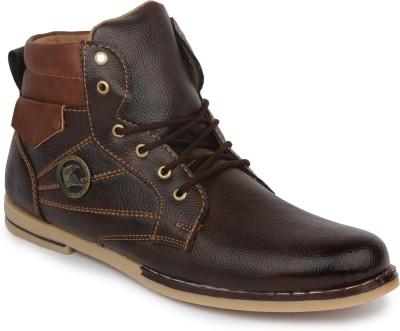 Musk Duck M-D-403Brown Boots