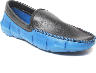 Blue-Tuff Cup-Loafer Loafers