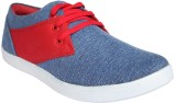Snappy Denim Mens Casual Shoes (Blue)