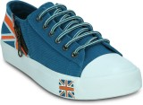 Get Glamr MIKHAIL Sneakers (Blue)