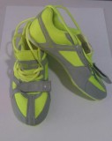Sega Running Shoes (Yellow)