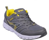 Aqualite Leads Walking Shoes (Grey, Yell...
