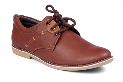 FERRAIOLO Plan B Leather Corporate Casuals