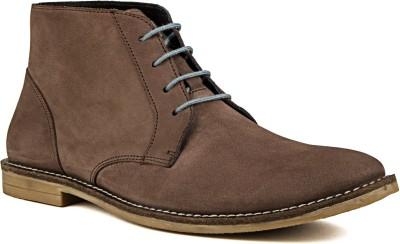 De Scalzo Nubuck Boots