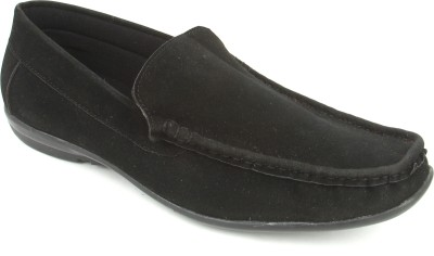 Griffon 851-6302-Black Loafers