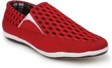 Histeria Red Color Casual Shoes (Red)