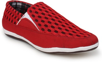 Histeria Red Color Casual Shoes
