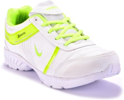 Shoe Alive Running Shoes(White)