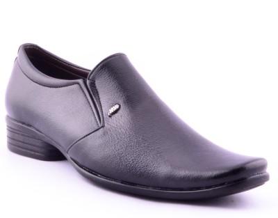 Calaso 8348 (FR)Blk Slip On Shoes