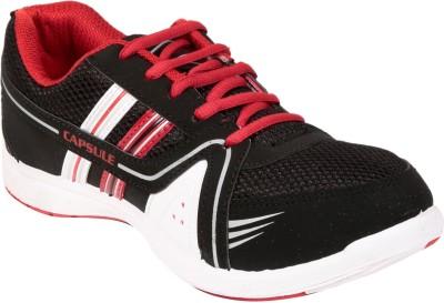 Columbus Running Shoes(Black, Red)