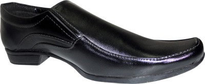 ACTIVA Faux Leather Slip On Shoes