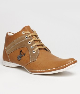 Dox Tan Casual Shoes
