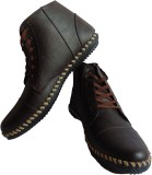 Vayu Brown Boots (Brown)