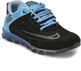 Afrojack Air+ Running Shoes (Black, Blue...