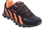Gcollection Running Shoes (Black, Orange...