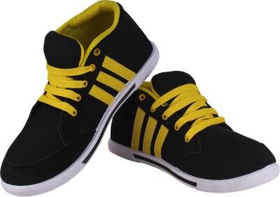 Earton Black-176 Casual Shoes